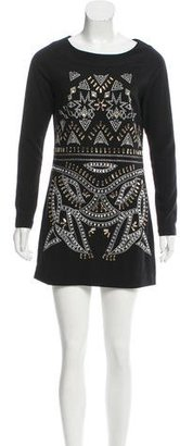 Alice by Temperley Embellished Mini Dress $125 thestylecure.com