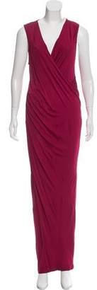 Donna Karan Jersey Evening Dress
