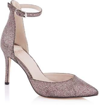 b78e4fba88b Next Womens Faith Wide Fit Glitter Open Court Sandals