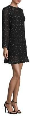 The Kooples Ruffle Heart Dress