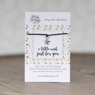 Nest 'A Little Wish Just For You' Star Wish Bracelet