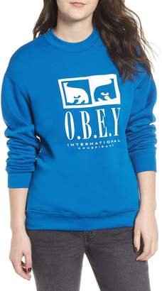 Obey International Conspiracy Sweatshirt
