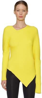 Aalto Asymmetric Knit Sweater
