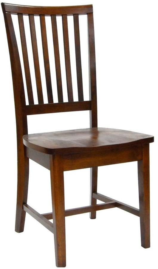 Hudson Carolina Cottage Dining Chair in Antique Black