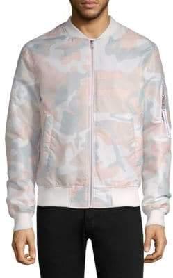 Wesc The Camo Bomber Jacket