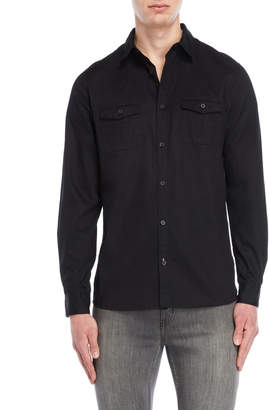 Calvin Klein Washed Bedford Shirt