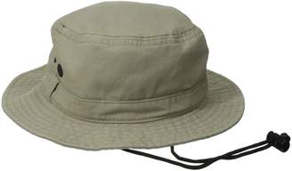 San Diego Hat Company San Diego Hat Co. Men's Bucket Hat with Chin Corn and Wicking Sweatband