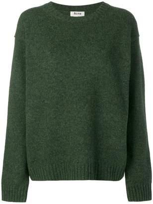 Acne Studios (アクネ ストゥディオズ) - Acne Studios Samara crew neck sweater