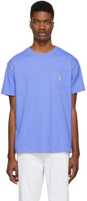 Polo Ralph Lauren Blue Pocket T-Shirt