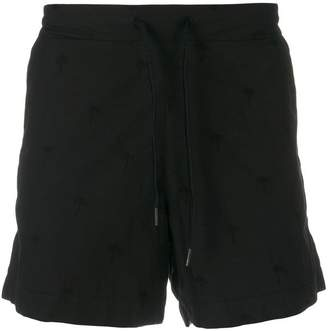 Tomas Maier riviera cotton shorts