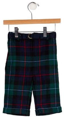 Ralph Lauren Boys' Plaid Wool Pants w/ Tags