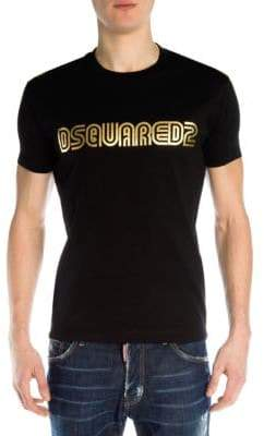 DSQUARED2 Cotton Logo Tee