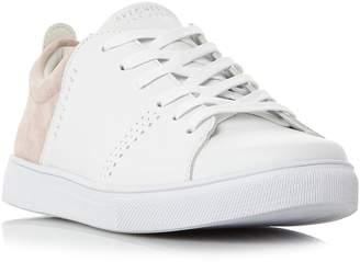Skechers Moda Clean Stre Suede Heel Trainers