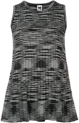 M Missoni sleeveless top