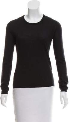 Miu Miu Lightweight Crew Neck Sweater