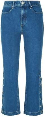 Rag & Bone Dylan Popper Kick Flare Jeans
