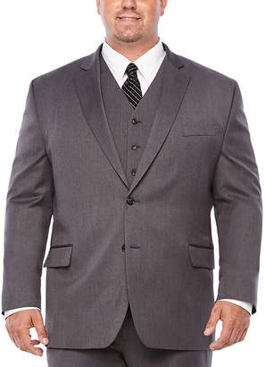 STAFFORD Stafford Classic Fit Stretch Suit Jacket-Big and Tall