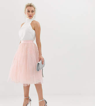 Little Mistress Petite prom skirt