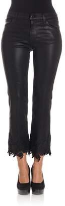J Brand Selena Jeans Coated