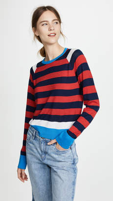 Equipment Axel Stripe Sweater