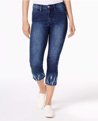 Buffalo David Bitton Ivy Cropped Jeans $79 thestylecure.com