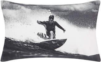 Original Penguin SURF PRINT PILLOW