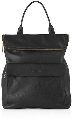 Whistles Verity Leather Backpack $560 thestylecure.com