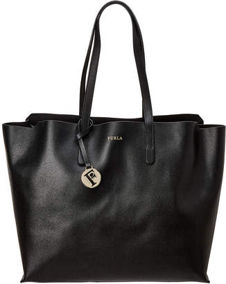 Furla Sally Large Leather Tote