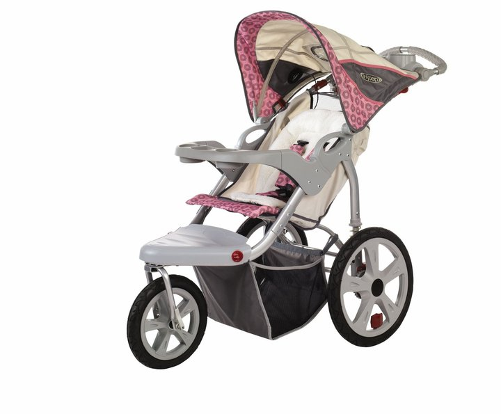 InStep Grand Safari Single Stroller