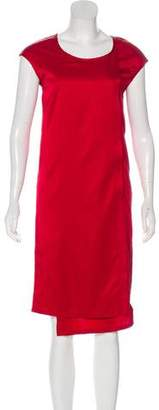 Maison Margiela Sleeveless Knee-Length Dress