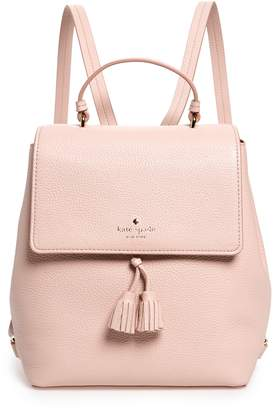 Kate Spade Hayes Street - Teba Leather Backpack