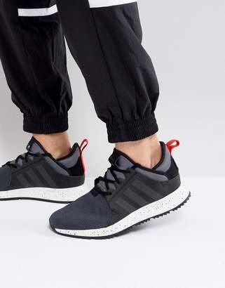 adidas X_PLR Boot Sneakers In Black BZ0669
