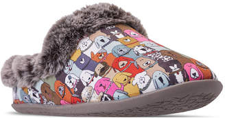 Skechers Women Bobs For Dogs Beach Bonfire - Cuddle Mutts Slip On Casual Shoes from Finish Line