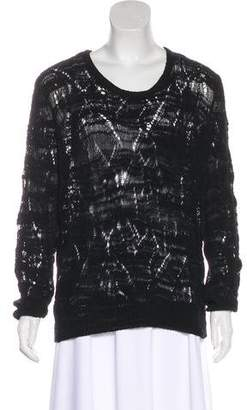 Rag & Bone Oversize Scoop Neck Sweater
