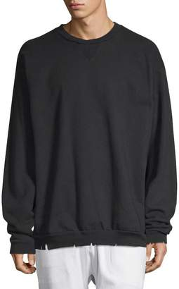Drifter Men's Norton Cotton Crewneck Sweatshirt