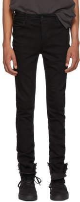 Ksubi Black Van Winkle Rebel Jeans