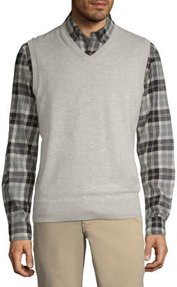 ST. JOHN'S BAY V Neck Sweater Vest