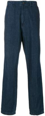 Universal Works loose-fit trousers