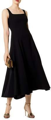 Karen Millen Strappy Midi Dress