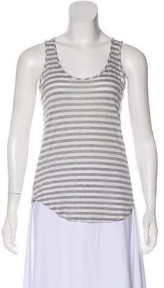J Brand Sleeveless Striped Top