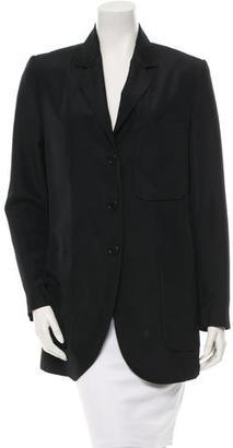 Paul Smith Long Sleeve Boyfriend Blazer $100 thestylecure.com