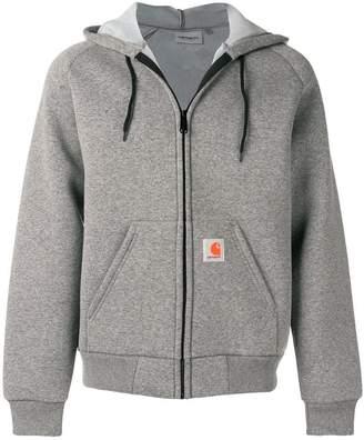 Carhartt Heritage zipped loose hoodie