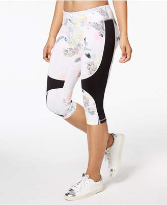 Material Girl Active Juniors' Cropped Leggings, Created for Macy's