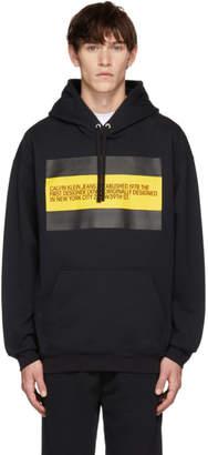 Calvin Klein Jeans Est. 1978 Black Est. 1978 Patch Hoodie
