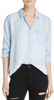 Rails Ingrid Chambray Shirt $158 thestylecure.com