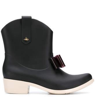 Vivienne Westwood + Melissa Protection boots
