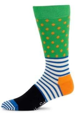 Happy Socks Stripes and Dots Cotton Socks