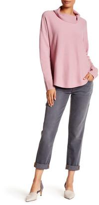 Eileen Fisher Boyfriend Jean $178 thestylecure.com