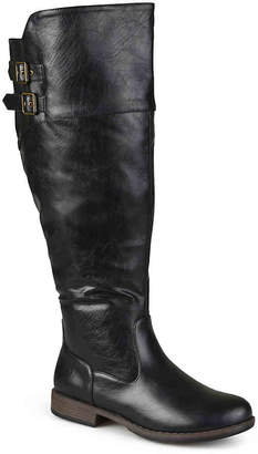 Journee Collection Tori Wide Calf Boot - Women's