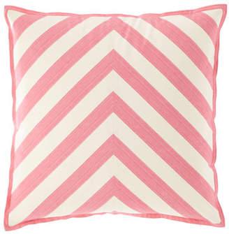"""Legacy Stratford Stripe Pillow, 22""""Sq."""
